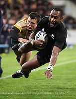 090919 Tri-Nations Rugby - All Blacks v Australia