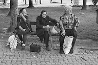Novembre 1991, ARCI e CGIL organizzano la Carovana della Pace, che in due settimane passerà da Lubiana, Zagabria, Belgrado, Sarajevo e Dubrovnich, incontrando le varie realtà pacifiste della Jugoslavia.