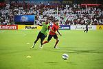Al Ahli vs Guangzhou Evergrande during their AFC Champions League Final Match 1st Leg at the Al-Rashid Stadium on 7 November 2015 in Dubai, United Arab States. Photo by Salem Khamis / Power Sport Images
