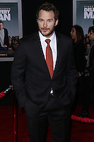 """HOLLYWOOD, CA - NOVEMBER 03: Actor Chris Pratt arrives at the Los Angeles Premiere Of DreamWorks Pictures' """"Delivery Man"""" held at the El Capitan Theatre on November 3, 2013 in Hollywood, California. (Photo by Xavier Collin/Celebrity Monitor)"""