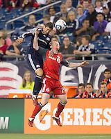 New England Revolution vs Toronto FC June 15 2011