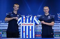 VOETBAL:HEERENVEEN 06-10-2020, Abe Lenstra Stadion, nieuwe spelers Benjamin Nygren - Rasmus Wendt, ©foto Martin de Jong