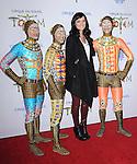 Jamie Alexander attends Totem from Cirque du Soleil Premiere at Santa Monica Pier in Santa Monica, California on January 21,2014                                                                               © 2014 Hollywood Press Agency