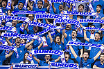 San Pablo Burgos supporters during Liga Endesa match between Real Madrid and Unicaja Malaga at Coliseum Burgos in Burgos , Spain. January 27, 2018. (ALTERPHOTOS/Borja B.Hojas)