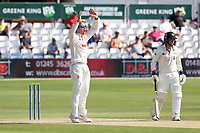 Simon Harmer of Essex appeals for a wicket during Essex CCC vs Gloucestershire CCC, LV Insurance County Championship Division 2 Cricket at The Cloudfm County Ground on 7th September 2021