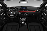 Straight dashboard view of a 2019 BMW 2 Series 230i Sport Line 2 Door Convertible