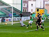2021 Scottish Premiership Football Hibernian v Livingston Apr 21st