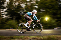 Oliver Naesen (BEL/AG2R-LaMondiale) on the steep parts of the individual time trial up the infamous Planche des Belles Filles<br /> <br /> Stage 20 (ITT) from Lure to La Planche des Belles Filles (36.2km)<br /> <br /> 107th Tour de France 2020 (2.UWT)<br /> (the 'postponed edition' held in september)<br /> <br /> ©kramon
