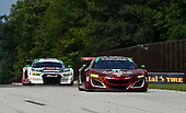 IMSA WeatherTech SportsCar Championship<br /> Continental Tire Road Race Showcase<br /> Road America, Elkhart Lake, WI USA<br /> Sunday 6 August 2017<br /> 86, Acura, Acura NSX, GTD, Oswaldo Negri Jr., Jeff Segal<br /> World Copyright: Richard Dole<br /> LAT Images<br /> ref: Digital Image RD_RA_2017_026