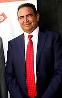 L'ingénieur tunisien et conseiller scientifique éminent de la NASA, Mohamed Al Awsat Ayari a présenté ce vendredi 09 août 2019 son dossier de candidature à la présidentielle anticipée au siège de l'Instance Supérieure Indépendante pour les Élections aux Berges du Lac<br /> <br /> PHOTO : Agence Quebec Presse - jdidi wassim
