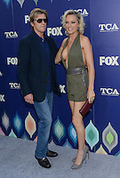 Denis Leary + Elaine Hendrix @ the FOX summer TCA all star party held @ the Soho house.<br /> August 8, 2016