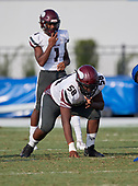 Norland Vikings (Miami) vs IMG Academy Football on October 26, 2019 at IMG Academy in Bradenton, Florida.  (Mike Janes Photography)