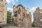 Europe, Great Britain, Scotland, Edinburgh, The Royal Mile, The Writers' Museum
