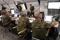 """- """"virtual"""" command posts exercise of ARCC (Allied Rapid Reaction Corps), NATO structure for ready intervention....- esercitazione """"virtuale"""" per posti comando dell'ARCC (Allied Rapid Reaction Corps), struttura di pronto intervento della NATO"""