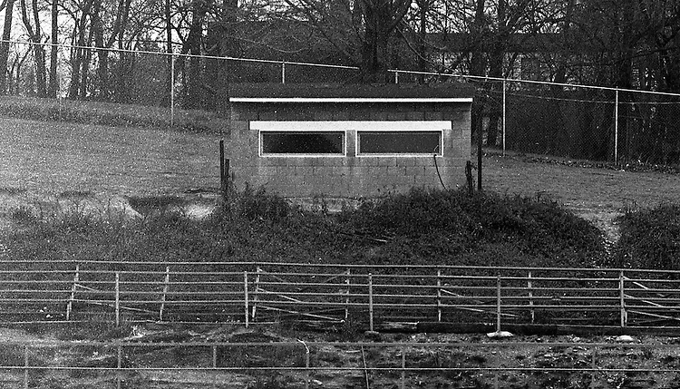 Bethel Park Recreation Football League at the Park Ave Junior High.  View of the fabulous press box at Bethel Park Senior High Football Field. The new Stadium was opened two years later.