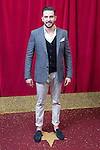 © Licensed to London News Pictures . 16/05/2015 .  The Palace Hotel , Manchester , UK . Michael Parr . The red carpet at the 2015 British Soap Awards , The Palace Hotel , Oxford Road , Manchester . Photo credit : Joel Goodman/LNP