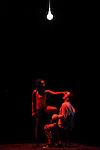 LE DERNIER TESTAMENT DE MELANIE LAURENTD'après Le Dernier Testament de Ben Zion Avrohom de James FreyAdaptation Mélanie Laurent et Charlotte FarcetMise en scène Mélanie LaurentAssistante à la mise en scène Amélie WendlingDramaturgie Charlotte FarcetScénographie Marc Lainé et Stephan ZimmerliCréation Lumières Philippe BerthoméChorégraphie Arthur PeroleMusiques Marc Chouarain en collaboration avec Mélanie LaurentCostumes Béatrice RionMaquillage et coiffure Heidi BaumbergerVidéo Renaud VerceyRéalisation et régie son Maxime ImbertAccessoires Lionel ScreveRégie générale Karl GobynRégie lumière Pauline MouchelArrangement choeur Jérôme BillyTraduction anglaise et régie surtitre Mike SensÉquipe de tournage Alexandre Leglise (Chef opérateur), Raphaël Dougé (Assistant caméra), Antoine Roux (Chef électro), Grégory Loffredo (Cascadeur)Avec : Jocelyn Lagarrigue, Nancy NkusCréation au Théâtre du Gymnase le 20 septembre 2016Compagnie : Cadre : Date : 25/01/2017Lieu : Théâtre de ChaillotVille : Paris© Laurent Paillier / photosdedanse.com