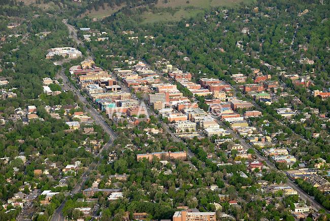 Downtown Boulder, Colorado. May 2014. 84095