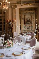 Europe/Monaco/Monte Carlo: Salle du restaurant: Louis XV / Alain Ducasse à l'Hôtel de Paris [Non destiné à un usage publicitaire - Not intended for an advertising use]