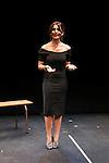 """Blanca Marsillach at """"Yo me bajo en la próxima, ¿y usted?"""" Theater play in Fernán Gómez Theater, Madrid, Spain, September 14, 2015. <br /> (ALTERPHOTOS/BorjaB.Hojas)"""