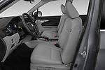 Front seat view of 2022 Honda Pilot Touring-2WD 5 Door suv Front Seat  car photos