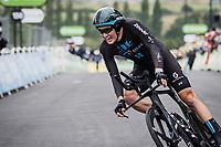 Soren Kragh Andersen (DEN/DSM)<br /> <br /> Stage 5 (ITT): Time Trial from Changé to Laval Espace Mayenne (27.2km)<br /> 108th Tour de France 2021 (2.UWT)<br /> <br /> ©kramon