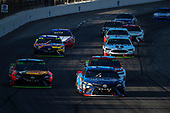 Monster Energy NASCAR Cup Series<br /> AAA Texas 500<br /> Texas Motor Speedway<br /> Fort Worth, TX USA<br /> Sunday 5 November 2017<br /> Matt Kenseth, Joe Gibbs Racing, XFINITY Team USA Toyota Camry, Martin Truex Jr, Furniture Row Racing, Bass Pro Shops / Tracker Boats Toyota Camry, Ryan Blaney, Wood Brothers Racing, Motorcraft/Quick Lane Tire & Auto Center Ford Fusion<br /> World Copyright: John K Harrelson<br /> LAT Images