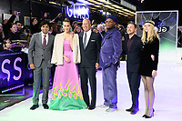 "M. Night Shyamalan, Sarah Paulson, Bruce Willis, Samuel L.Jackson, James McAvoy and Anya Taylor Joy<br /> arriving for the ""Glass"" premiere at the Curzon Mayfair, London<br /> <br /> ©Ash Knotek  D3470  09/01/2019"