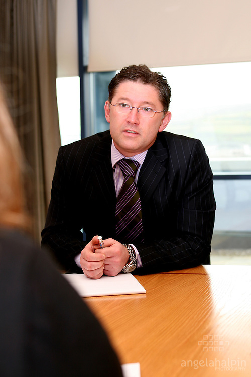 Liam Fitzgerald, Chief Executive & Director Chief Executive and director of United Drug