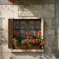 Europe/France/89/Bourgogne/Yonne/Env de Jussy: Ecluse de Belombre sur le canal du Nivernais