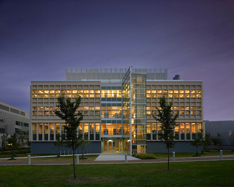 Cunz Hall at the Ohio State University   Architect: Jon Barnes Architecture & Design