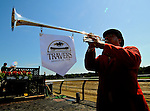 28 August 10: Scenes from the track at the Travers Stakes at Saratoga Race Course in  Saratoga Springs, New York.
