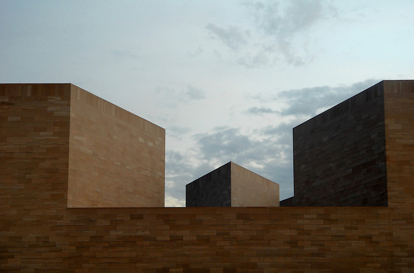 Museum architecture in Washington D.C.