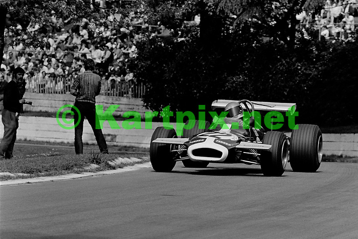 Graham Birrell, London Trophy 1970 Alcoa Britain International Trophy European F2 Championship, Crystal Palace.
