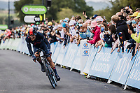 Richard Carapaz (COL/Ineos Grenadiers)<br /> <br /> Stage 5 (ITT): Time Trial from Changé to Laval Espace Mayenne (27.2km)<br /> 108th Tour de France 2021 (2.UWT)<br /> <br /> ©kramon