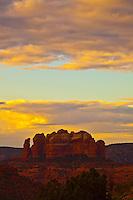 Sunrise in Sedona, Arizona