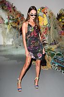 Gabrielle Caunesil<br /> front row at the Fyodor Golan London Fashion Week SS18 catwalk show, London<br /> <br /> ©Ash Knotek  D3431  14/09/2018