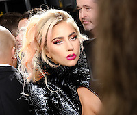 Lady Gaga @ the 59th Annual GRAMMY Awards held @ the Microsoft Theatre.<br /> February 12, 2017 , Los Angeles, USA. # 59EME GRAMMY AWARDS 2017