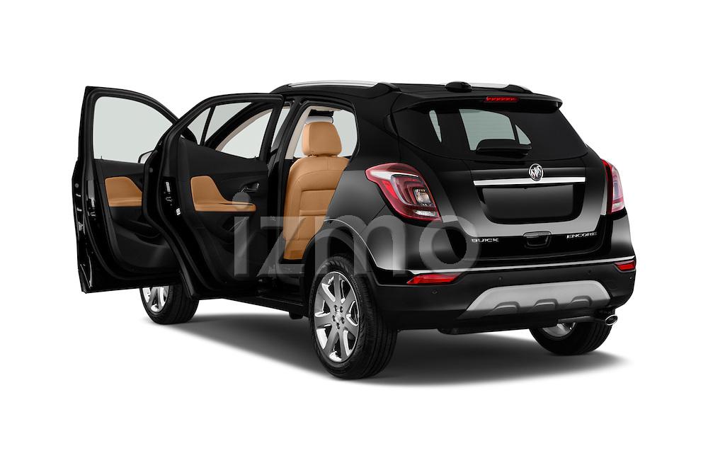 Car images of 2018 Buick Encore Premium 5 Door SUV Doors