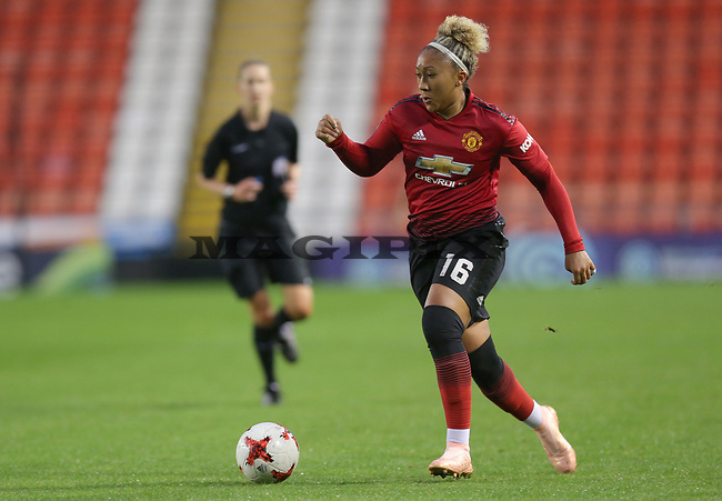 Lauren James of Manchester United Women
