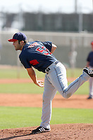 TJ House, Cleveland Indians 2010 minor league spring training..Photo by:  Bill Mitchell/Four Seam Images.