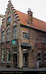 Taverne De Kluiver, Hoogstraat, Bruges, Brugge, Belgium