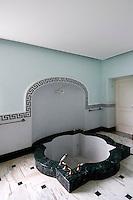 Villa Lysis (Villa Fersen) erbaut vom französischen Stahlbaron Fersen, Capri, Italien