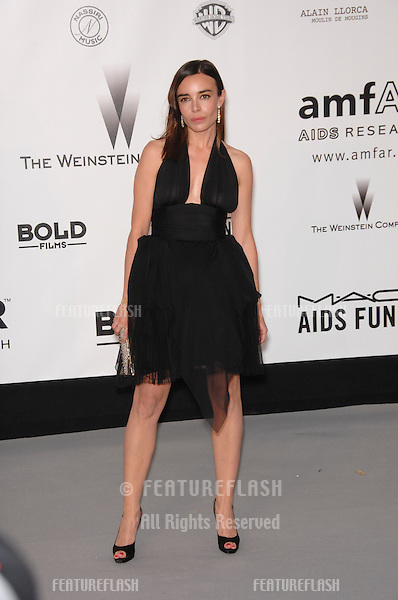 Elodie Bouchez at amfAR's Cinema Against AIDS 2007 Gala at Le Moulin de Mougins restaurant just outside Cannes. .May 23, 2007  Cannes, France..© 2007 Paul Smith / Featureflash