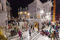 Asia,India,Punjab, Amristar, Golden temple,Palki Sahib
