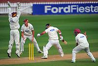 101118 Plunket Shield Cricket - Firebirds v Knights