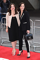 "Vicky McLure and Jo Hartley<br /> at the ""Jawbone"" premiere held at the bfi, South Bank, London. <br /> <br /> <br /> ©Ash Knotek  D3263  08/05/2017"
