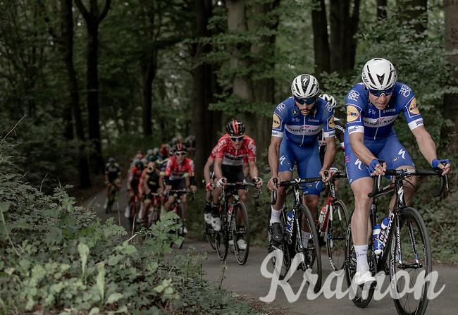 Fernano Gaviria (COL/Quick Step Floors)<br /> <br /> 1st Great War Remembrance Race 2018 (UCI Europe Tour Cat. 1.1) <br /> Nieuwpoort > Ieper (BE) 192.7 km