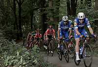 Fernano Gaviria (COL/Quick Step Floors)<br /> <br /> 1st Great War Remembrance Race 2018 (UCI Europe Tour Cat. 1.1) <br /> Nieuwpoort > Ieper (BE) 192.7 km