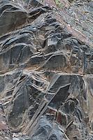 Rock detail near Silverton